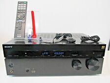 🔥SONY STR-DH750 Receiver Bluetooth 4K HDMI Remote Manual Antennas Bundle TESTED