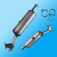 EU5 DPF Partikelfilter CITROEN C4 (Grand) Picasso 1.6 HDI 115 85kw DV6FC 2013-