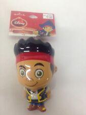 "Jake & The Neverland Pirates Christmas Ornament Kawaii 4"" NEW"