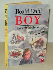 Boy - Roald Dahl, Tales Of Childhood, Paperback, 1986 Puffin Books.
