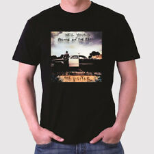 Neil Young + Promise Of The Real The Visitor Men's Black T-Shirt Size S to 3XL