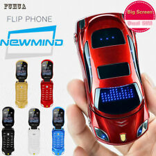 "NEWMIND F15 Kinder 1,8"" Taschenlampe FM Radio Mini 2G Dual SIM 0,3MP Phone Handy"