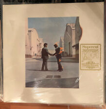 PINK FLOYD-WISH YOU WERE HERE Nimbus Supercut VINILE FACTORY SEALED Very RARE