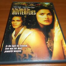 In the Time of the Butterflies (DVD, 2002) Salma Hayek, Lumi Cavazos OOP Used