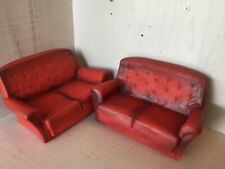 Sindy vintage play set ❤️ 2 x sofa