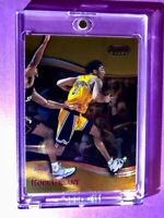 Kobe Bryant BOWMAN'S BEST GOLD FOIL 1999 Lakers Basketball Card #88 - MINT!