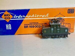 Locomotive électrique de la DB - BR169 - ROCO