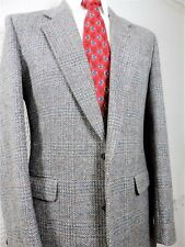 Dunn & Co 100% Wool Flawless Tweed Country Jacket Blazer UK 41 EU 51 Reg