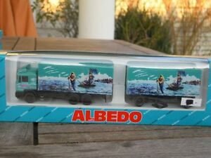 Albedo 297031 Man Suitcase Tir Fröhling With Great Scene # Boxed