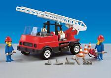 Playmobil Camión de bomberos con campanas vintage reedición  ref 7786 / 3236