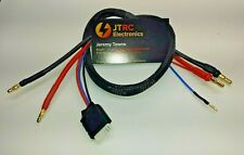 24in Icharge Battery Lead 2s Charge Balance 4mm To 4//5mm Bullet Lipo