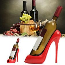 New Wine Bottle Holder Hanger Red Wine Rack Support Bracket Bar Accessories Tool