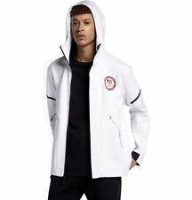 NIKE TECH FLEECE WINDRUNNER 2018 OLYMPICS TEAM USA JACKET MENS SZ S 909530 100