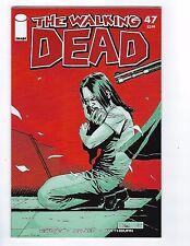Walking Dead # 47 1st Print NM High Grade Zombie Kirkman AMC Image