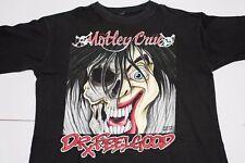 Motley Crue Official Vintage Dr. Feelgood Allister Fiend T-shirt 1990 Medium