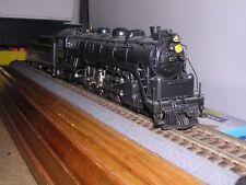 "BRASS N.J.Custom #ST-891  Reading G-3 4-6-2 Steam Loco #214 ""H.O."" 1/87"