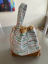 Girl Scout Bag-Handmade