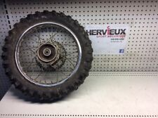 Kawasaki Kx 80 84-88 Rear Wheel 8041009