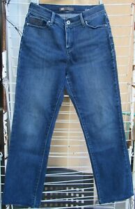 JEANS LEVI'S 512 STRAIGHT PERFECTLY SLIMMING FEMME TAILLE 40 (W30L29)