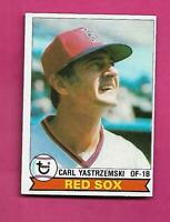 1979 TOPPS # 320 RED SOX CARL YASTRZEMSKI  NRMT-MT  CARD (INV# C3954)