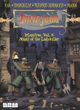 Dungeon Monstres 4: Night of the Ladykiller-ExLibrary
