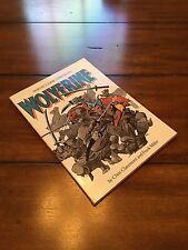 MARVEL COMICS PRESENTS : WOLVERINE - GRAPHIC NOVEL -  HIGH GRADE - 1987