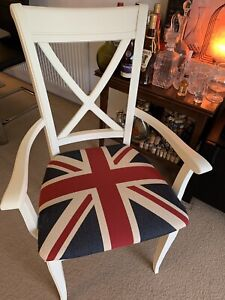 Union Jack Feature Chair