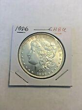 1886 CH BU Morgan Dollar