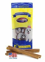 10 Pack 12 Inch Jumbo Bully Sticks For Dogs by Shadow River - Product of the USA
