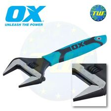OX Tools CHIAVE INGLESE REGOLABILE 10in PRO 250mm Chiave & Extra Largo 50mm mascella p324610