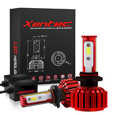 Xentec LED Headlight Low Beam Kit H7 for Mercedes-Benz C350 CLK550 CLS550 C250