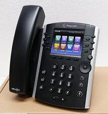 NEW Polycom VVX 410 12 Lines PoE SIP VoIP Business Media Phone (2200-46162-025)