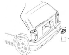 Fiat Tipo Tempra no Placa Lámpara 7569564