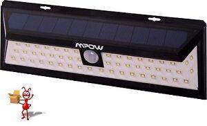54 LED Weatherproof IP65 Solar PIR Light