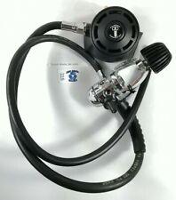 Aqualung SE2 Regulator Set 1st & 2nd Stage Scuba Dive Yoke US Divers        #316
