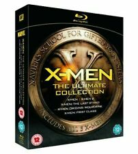 X-Men: The Ultimate Collection [Blu-ray] [2000] - DVD  - Excellent Condition