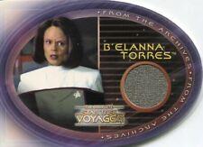 Complete Star Trek Voyager Costume Card CC2 Belanna Torres Grey