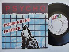 PSYCHO Psycho killer Prisoner 249841 7 Pressage France RRR