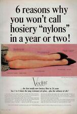 1965  VECTRA  HOSIERY :  Magazine    PRINT AD