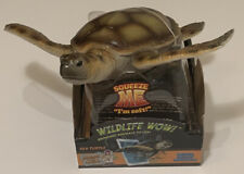 National Geographic Wildlife Wow Sea Turtle - Soft and Squishy