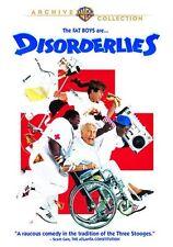 DISORDERLIES (1987 The Fat Boys) Region Free DVD - Sealed