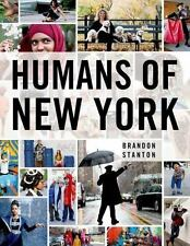 First Edition 2013 HUMANS OF NEW YORK Hardback hardcover Book by Brandon Stanton