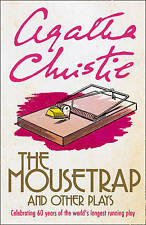 NEW The Mousetrap and Other Plays By Agatha Christie Paperback CLEARANCE STOCK