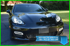 2010 Porsche Panamera TURBO AWD - 18K LOW MILES - LOADED - BEST DEAL ON EBAY