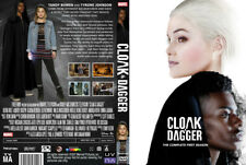 Cloak and Dagger: Season 1 DVD MOD R1 2018