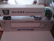 LIBERTY CLASSICS Kenworth OLIVER CORP lockable coin bank #30005 NIB