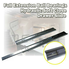 "16"" Ball Bearing Full Extension Soft Close Drawer Slide"