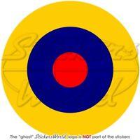 RAF Royal Air Force type B1 roundel Badge Vinyl Sticker