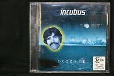 Incubus – S.C.I.E.N.C.E.  -   (C975)