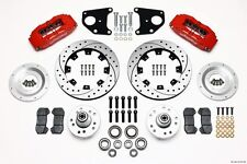 "AMC Gremlin,Javelin,AMX,Wilwood Forged Dynalite Front Brake Kit,12.19"" Rotors~"